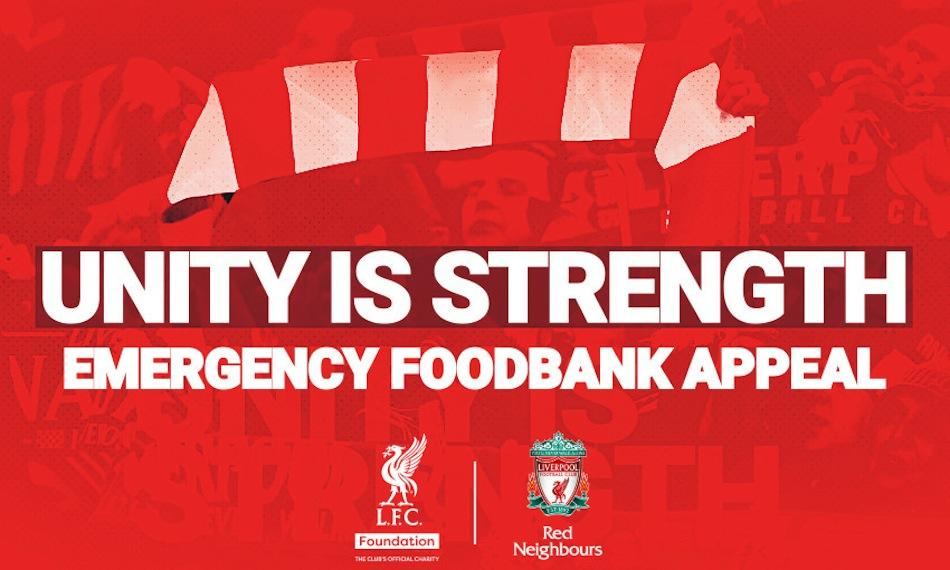 lfc UnityIsStrength foodbanks.jpg